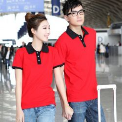 T恤工作服 夏季T恤 厂价销售 JL-TX308