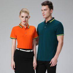 现货T恤衫 企业工服定做 夏季工作服JL-TX390